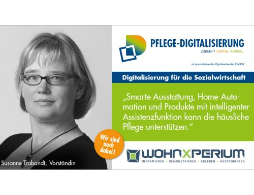 "Initiative ""Pflege-Digitalisierung"""